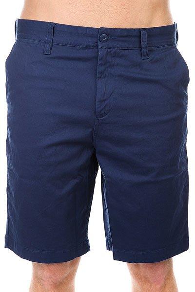 Шорты классические DC Shoes Wrk Str Sh 20.5 Summer Blues<br><br>Цвет: синий<br>Тип: Шорты классические<br>Возраст: Взрослый<br>Пол: Мужской