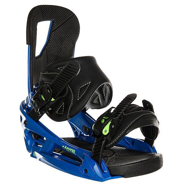 Крепления для сноуборда Burton Cartel Est Switchback Blue