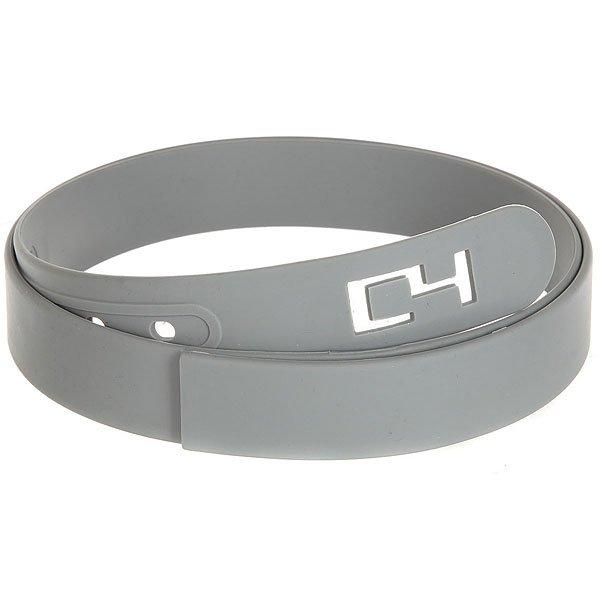 Ремень C4 Classic Belt Grey<br><br>Цвет: серый<br>Тип: Ремень<br>Возраст: Взрослый