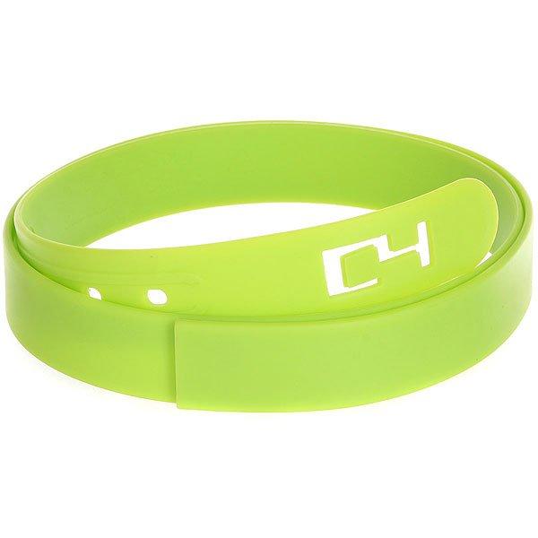 Ремень C4 Classic Belt Lime<br><br>Цвет: зеленый<br>Тип: Ремень<br>Возраст: Взрослый