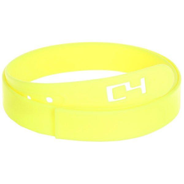 Ремень C4 Classic Belt Yellow<br><br>Цвет: желтый<br>Тип: Ремень