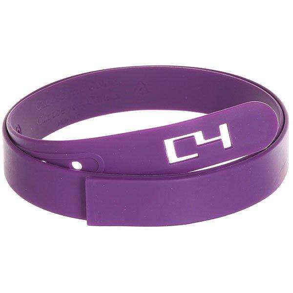 Ремень C4 Classic Belt Plum<br><br>Цвет: фиолетовый<br>Тип: Ремень<br>Возраст: Взрослый