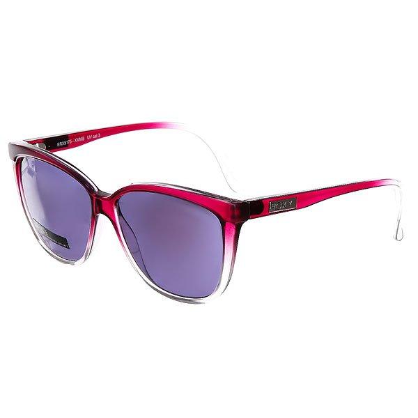 Очки женские Roxy Jade Shiny Crystal Purple<br><br>Цвет: белый,фиолетовый<br>Тип: Очки<br>Возраст: Взрослый<br>Пол: Женский