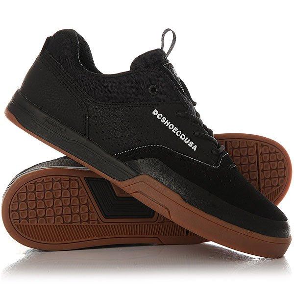 Кеды кроссовки низкие DC Cole Lite 3 S Black