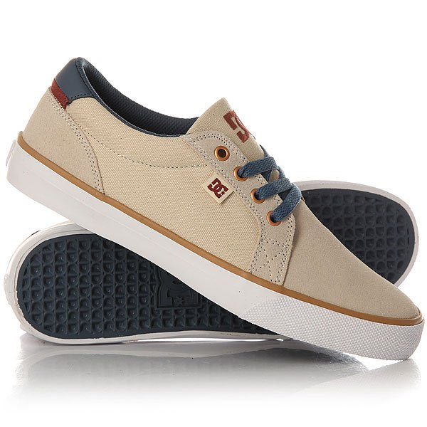 Кеды кроссовки низкие DC Council Sd Sand dc shoes кеды dc council se navy camel 8