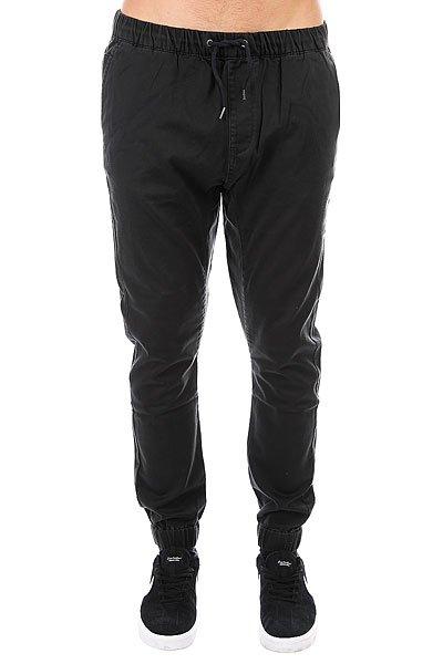 Штаны прямые Quiksilver Fonic Tarmac<br><br>Цвет: черный<br>Тип: Штаны прямые<br>Возраст: Взрослый<br>Пол: Мужской