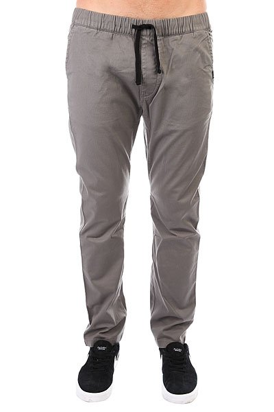Штаны прямые Quiksilver Fundays Quiet Shade кошелек quiksilver anthro quiet shade page 3