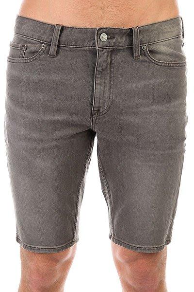 Шорты джинсовые DC Washed Slim Sho Light Grey<br><br>Цвет: серый<br>Тип: Шорты джинсовые<br>Возраст: Взрослый<br>Пол: Мужской
