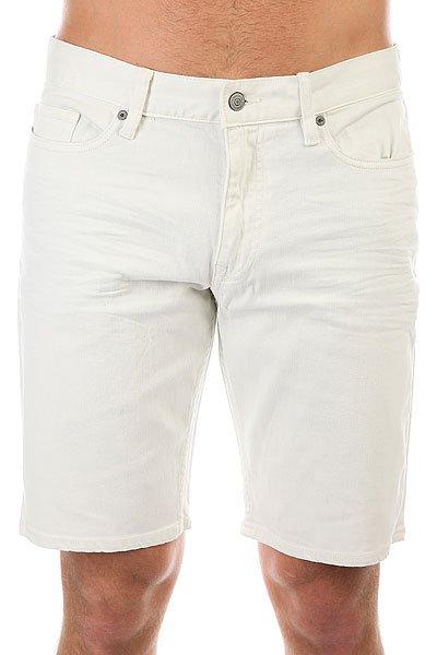 Шорты джинсовые DC Colour Shorts Lily White<br><br>Цвет: белый<br>Тип: Шорты джинсовые<br>Возраст: Взрослый<br>Пол: Мужской