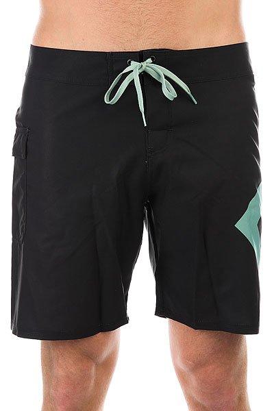 Шорты пляжные DC Lanai 18 Black/Malachite Gree<br><br>Цвет: зеленый,черный<br>Тип: Шорты пляжные<br>Возраст: Взрослый<br>Пол: Мужской