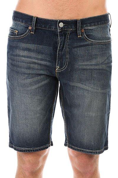 Шорты джинсовые DC Washed Straight Medium Stone<br><br>Цвет: синий<br>Тип: Шорты джинсовые<br>Возраст: Взрослый<br>Пол: Мужской