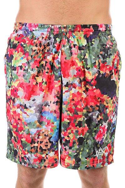 Шорты классические K1X Jungle Camo Gnarly Shorts Multi