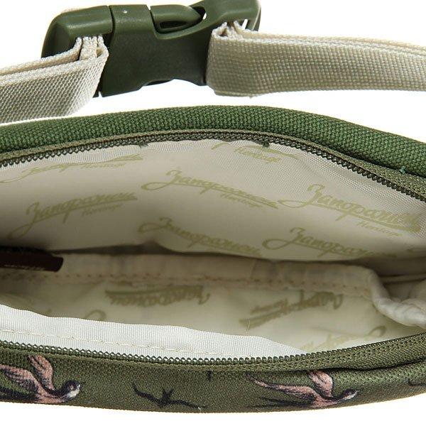 Сумка поясная Запорожец Smaller Waist Bag New Green от Proskater
