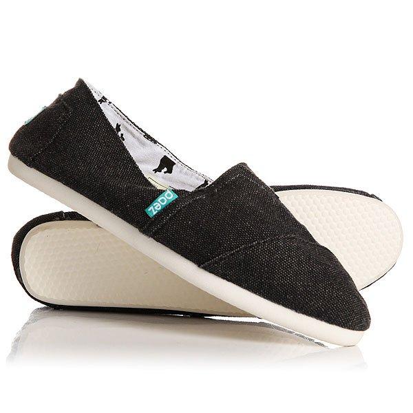 Эспадрильи женские Paez Combi BlackНастоящая классика летней обуви от Paez. Тот же дизайн, только еще более комфортный!Технические характеристики: Дышащий верх и подкладка из текстиля.Эластичные вставки для удобной посадки на ноге.Мягкая кожаная стелька с перфорацией.Амортизирующая подошва из Eva.<br><br>Цвет: черный<br>Тип: Эспадрильи<br>Возраст: Взрослый<br>Пол: Женский