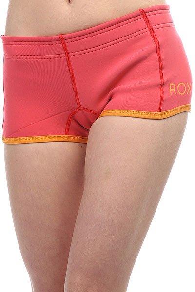 Гидрокостюм (Низ) женский Roxy 1reefshortshort Paradise PinkЖенские серфовые шорты Syncro 1мм из новой коллекции Roxy.Технические характеристики: Короткая длина.Микропористая структура неопрена FN Lite представляет собой множество пузырьков воздуха, что обеспечивает ему малый вес и при этом позволяет эффективно удерживать тепло.Плоские водостойкие швы Flatlock – эластичные, прочные и мягкие.<br><br>Цвет: розовый<br>Тип: Гидрокостюм (Низ)<br>Возраст: Взрослый<br>Пол: Женский