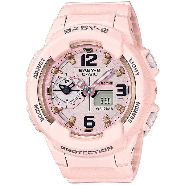 Кварцевые часы женские Casio G-Shock Baby-g 67689 Bga-230sc-4b