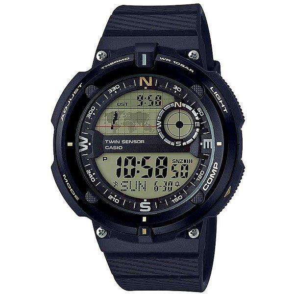 Электронные часы Casio Collection 67700 Sgw-600h-9a casio часы casio sgw 600h 1b коллекция digital