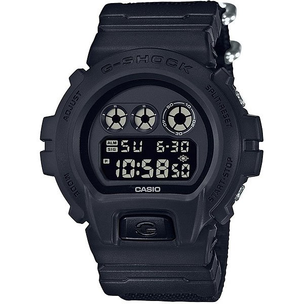 Электронные часы Casio G-Shock 67661 dw-6900bbn-1e часы g shock dw 5600hr 1e casio
