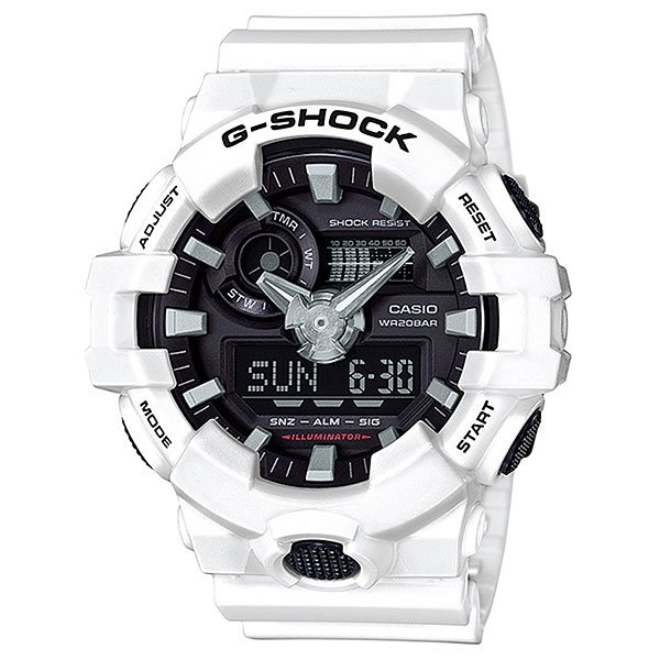 Кварцевые часы Casio G-Shock 67667 Ga-700-7a casio g shock ga 110tp 7a