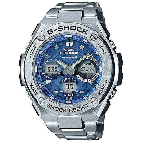 Кварцевые часы Casio G-Shock 67677 Gst-w110d-2a цена и фото