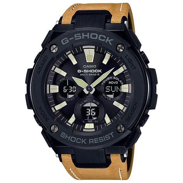 цена Кварцевые часы Casio G-Shock 67716 Gst-w120l-1b онлайн в 2017 году