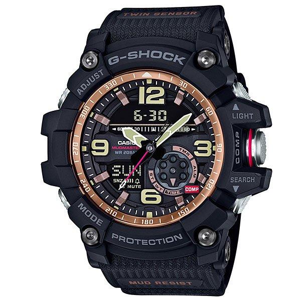 Кварцевые часы Casio G-Shock Premium 67681 Gg-1000rg-1aНастоящие часы для путешественников и любителей совершать экспедиции в различные уголки мира. Ударопрочный корпус из полимерного пластика и расширенный набор функций уже готовы к открытиям!Технические характеристики: Сверхмощная автоматическая подсветка LED.Ударопрочная конструкция защищает от ударов и вибрации.Грязеустойчивость.Неоновый дисплей.Цифровой компас.Термометр (-10°C / +60°C).Функция мирового времени.Функция секундомера- 1/100 сек. - 24 часа.Таймер - 1/1 мин. - 1 час.5 ежедневных будильников.Функция повтора будильника.Включение/выключение звука кнопок.Автоматический календарь.12/24-часовое отображение времени.Минеральное стекло.Корпус из полимерного пластика.Ремешок из полимерного материала.Срок службы аккумулятора 2 года.<br><br>Цвет: черный<br>Тип: Кварцевые часы<br>Возраст: Взрослый<br>Пол: Мужской