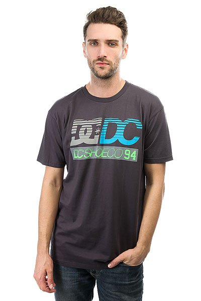 Футболка DC Legendz 94 Periscope<br><br>Цвет: серый<br>Тип: Футболка<br>Возраст: Взрослый<br>Пол: Мужской