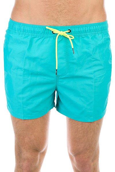 Шорты пляжные Quiksilver Azurvolley14 Viridine Green<br><br>Цвет: голубой<br>Тип: Шорты пляжные<br>Возраст: Взрослый<br>Пол: Мужской