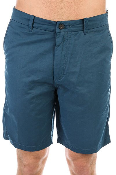 Шорты классические Quiksilver Maldive Chino Indian Teal