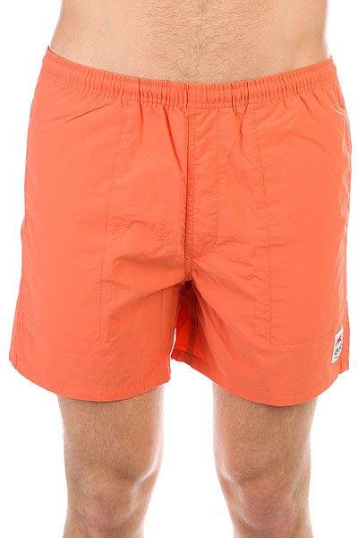 Шорты пляжные Quiksilver Dynastywalls Burnt Sienna<br><br>Цвет: оранжевый<br>Тип: Шорты пляжные<br>Возраст: Взрослый<br>Пол: Мужской
