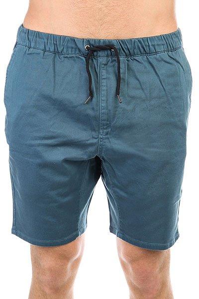 Шорты классические Quiksilver Fonicshort Indian Teal шорты пляжные детские quiksilver hightechyth16 real teal
