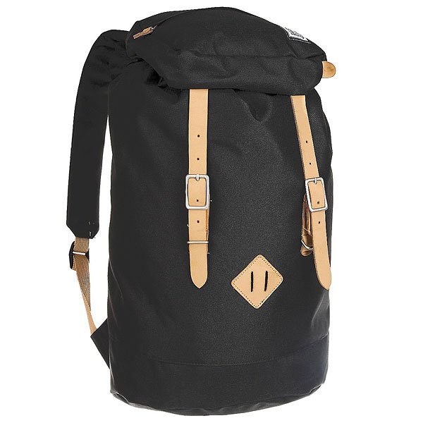 Рюкзак туристический The Pack Society Premium Backpack Solid Black