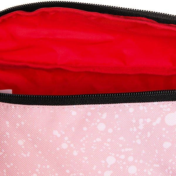 Сумка поясная женская The Pack Society Bum Bag Coral Spatters Allover