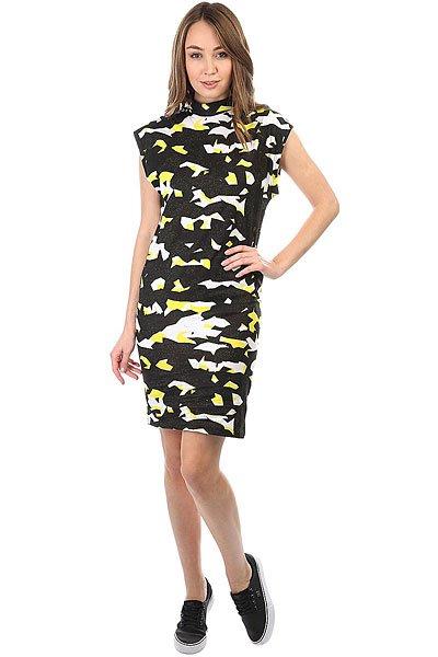 Платье женское Cheap Monday Capsule Dress Black<br><br>Цвет: белый,черный,желтый<br>Тип: Платье<br>Возраст: Взрослый<br>Пол: Женский
