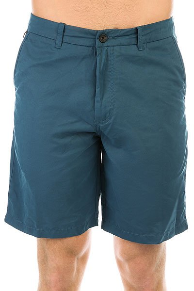 Шорты классические Quiksilver Maldive Chino Blue<br><br>Цвет: синий<br>Тип: Шорты классические<br>Возраст: Взрослый<br>Пол: Мужской