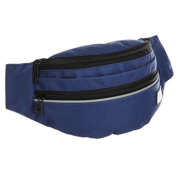 Сумка поясная Transfer Small Pack NavyЭргономичная поясная сумка с отделениями на молнии.Характеристики:Основное отделение на молнии.Внешний карман на молнии. Эргономичный дизайн. Регулируемый поясной ремень. Вышитый логотип Transfer.<br><br>Цвет: синий<br>Тип: Сумка поясная<br>Возраст: Взрослый<br>Пол: Мужской