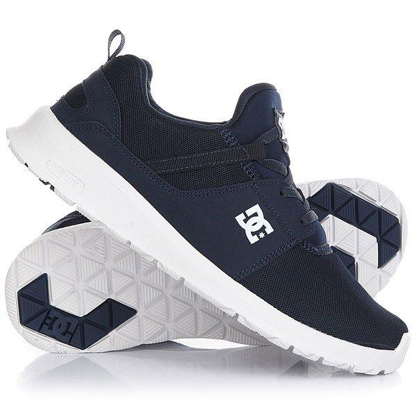 Кроссовки детские DC Heathrow Navy dc shoes кеды dc heathrow 8