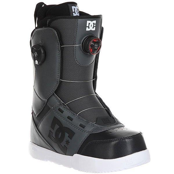 Ботинки для сноуборда DC Control Dark Shadow