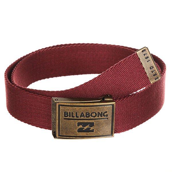 Ремень Billabong Sergeant Belt Denim<br><br>Цвет: синий<br>Тип: Ремень<br>Возраст: Взрослый<br>Пол: Мужской