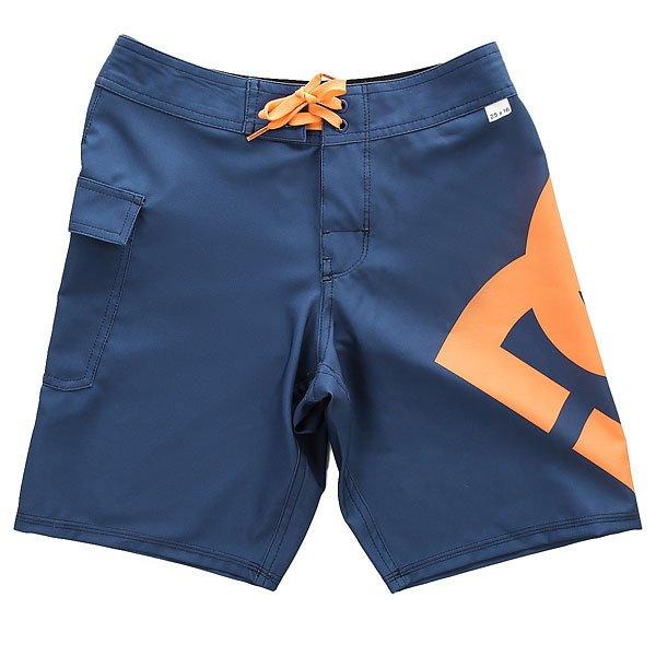 Шорты пляжные детские DC Lanai Boy 17 Summer Blues<br><br>Цвет: синий<br>Тип: Шорты пляжные<br>Возраст: Детский
