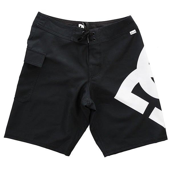 Шорты пляжные детские DC Lanai Boy 17 Black<br><br>Цвет: черный<br>Тип: Шорты пляжные<br>Возраст: Детский