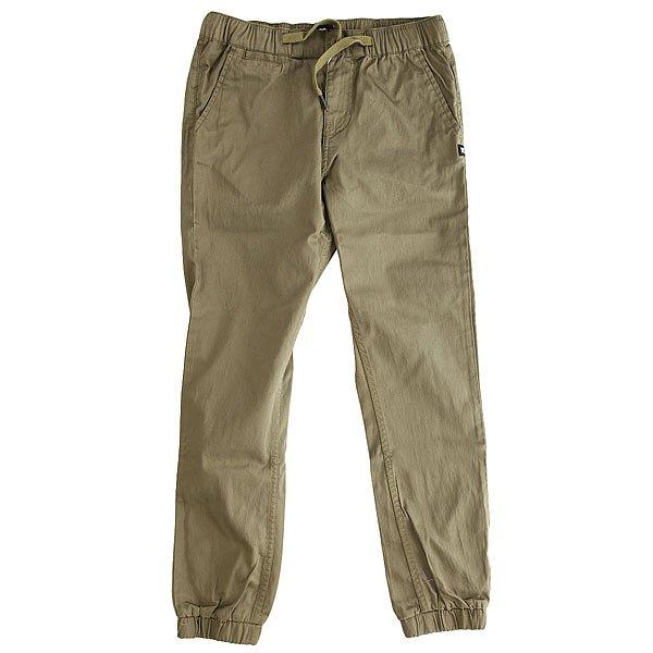 Штаны прямые детские DC Greystoke Boy Dusky Green<br><br>Цвет: зеленый<br>Тип: Штаны прямые<br>Возраст: Детский