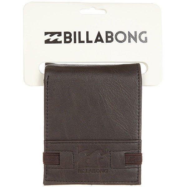 Кошелек Billabong Locked Wallet Chocolate