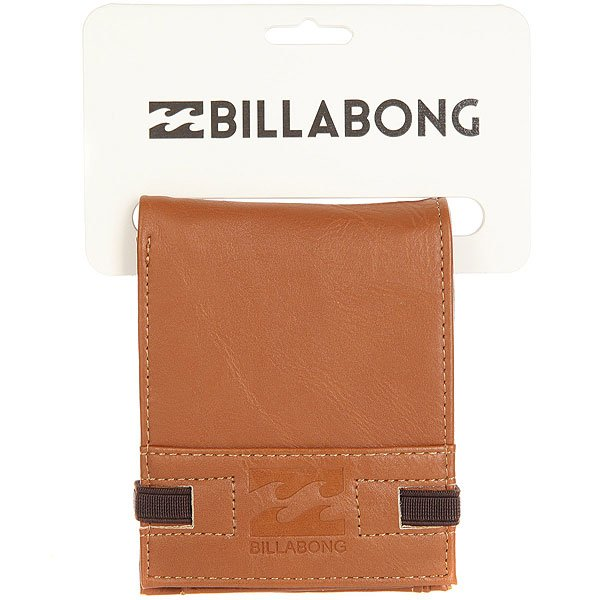 Кошелек Billabong Locked Wallet Tan