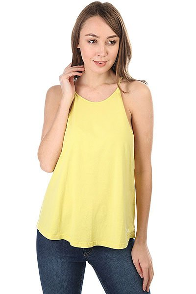 Майка женская Billabong Essential Tank Point Lemongrass
