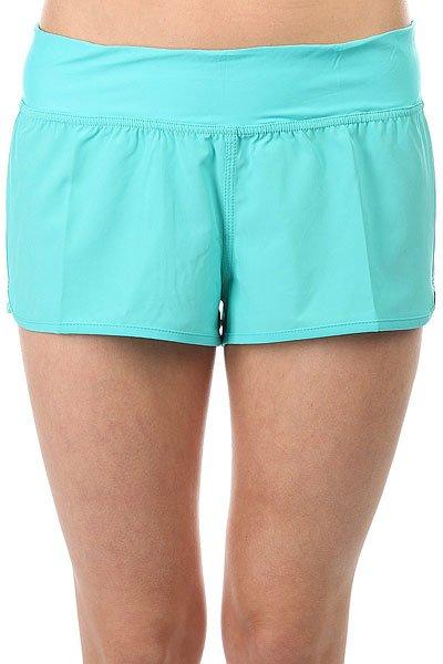 Шорты пляжные женские Billabong Sol Searcher Volley Carribean<br><br>Цвет: голубой<br>Тип: Шорты пляжные<br>Возраст: Взрослый<br>Пол: Женский