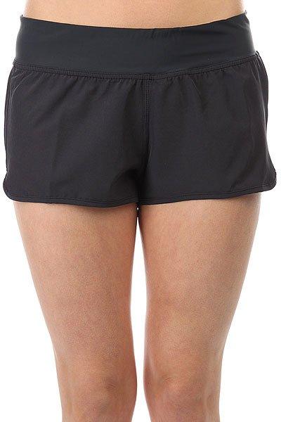 Шорты пляжные женские Billabong Sol Searcher Volley Black Sands<br><br>Цвет: черный<br>Тип: Шорты пляжные<br>Возраст: Взрослый<br>Пол: Женский