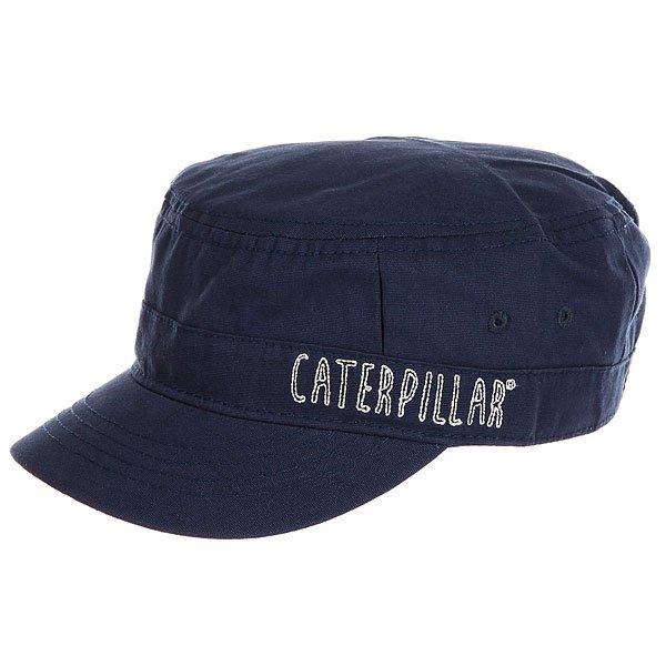 Кепка женская Caterpillar Dot Cap Limoges/Marine<br><br>Цвет: синий<br>Тип: Кепка<br>Возраст: Взрослый<br>Пол: Женский
