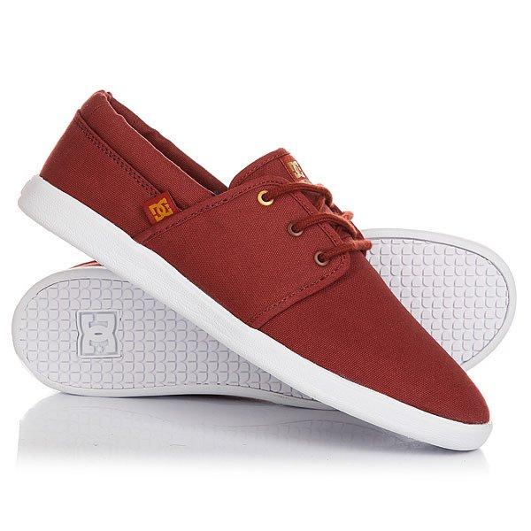 Кеды кроссовки низкие DC Haven Brown<br><br>Цвет: коричневый<br>Тип: Кеды низкие<br>Возраст: Взрослый<br>Пол: Мужской