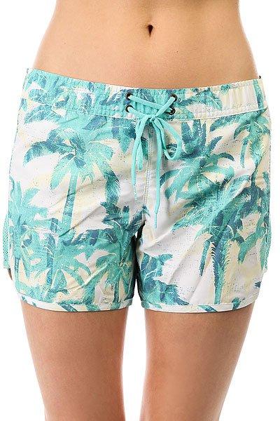 Купить со скидкой Шорты пляжные женские Roxy Ready Made Bsh Marshmallow Washed P